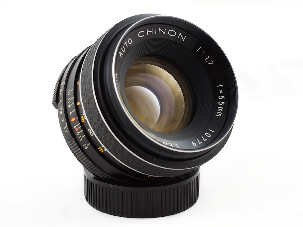 Chinon Auto 55mm f1.7